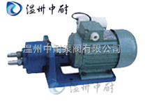 微型齒輪輸油泵