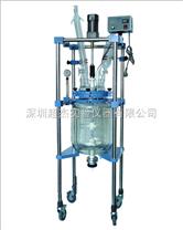 唐山CJ-50L电加热玻璃反应釜价格-唐山超杰实验仪器公司