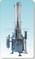 TZ600不銹鋼塔式蒸汽重蒸餾水器.上海三申不銹鋼塔式蒸餾水器