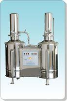 DZ5C不銹鋼電熱蒸餾水器(自重).上海電熱蒸餾水器