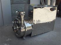 不锈钢输液泵(加压泵)