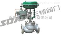 ZMAP气动薄膜单座调节阀,ZMAN型气动薄膜直通双座调节阀