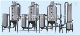 三效浓缩蒸发器设备特点