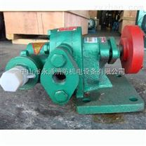 KCB-10耐腐蝕臥式齒輪泵