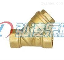 供應GL-16T過濾器,黃銅y型過濾器,過濾器生產廠家,黃銅水過濾器