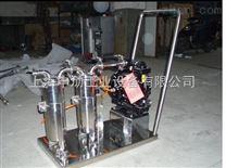 小推车袋式过滤器系统