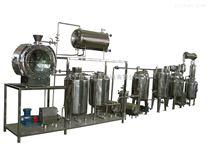 超聲波提取罐/HSCT-G超聲波中藥提取濃縮成套設備
