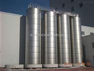 室外大型奶仓装置