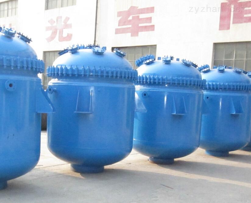 山东龙兴集团电加热搪玻璃反应釜