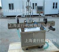 MH-G40全自动直线式灌装机  爽肤水灌装机
