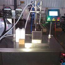 蠕动泵灌装旋盖一体机