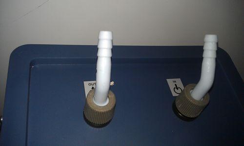 小型冷却器循环接咀