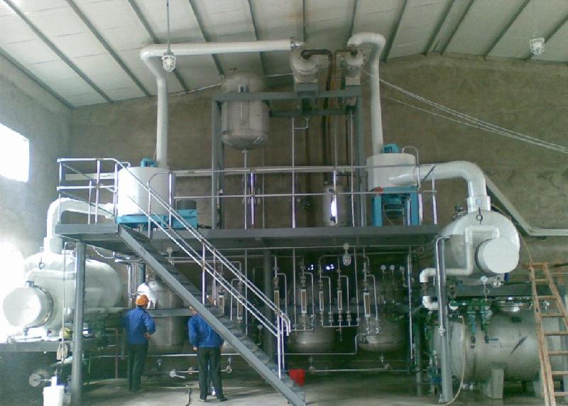 科力化工:强化技术 生产高效节能减排产品