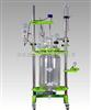 南京100L单层玻璃反应釜\苏州多功能玻璃反应釜价格-超杰科技公司